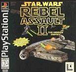 Carátula de Star Wars: Rebel Assault II para PSOne