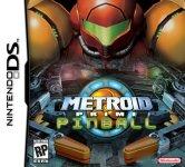 Carátula de Metroid Prime Pinball