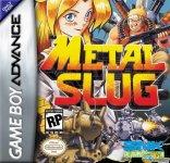 Carátula de Metal Slug para Game Boy Advance