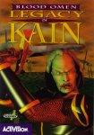 Carátula o portada EEUU del juego Legacy of Kain: Blood Omen para PC