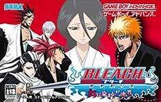 Carátula o portada Japonesa del juego Bleach para Game Boy Advance