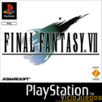 Car�tula de Final Fantasy VII para PSOne