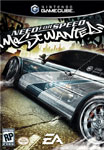 Carátula o portada EEUU del juego Need For Speed: Most Wanted para GameCube