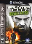 Carátula de Splinter Cell 4: Double Agent para GameCube