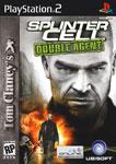 Carátula de Splinter Cell 4: Double Agent para PlayStation 2
