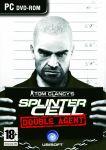 Carátula de Splinter Cell 4: Double Agent para PC