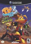 Car�tula de Ty, el Tigre de Tasmania 3: La Noche de Quinkan para GameCube