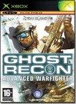 Carátula de Tom Clancy's Ghost Recon Advanced Warfighter para Xbox