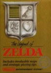 Carátula de The Legend of Zelda para NES