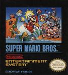 Carátula de Super Mario Bros para NES