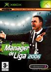 Carátula de Manager de Liga 2006 para Xbox