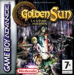 Carátula de Golden Sun: La Edad Perdida