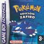 Carátula de Pokémon Zafiro para Game Boy Advance