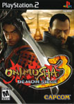 Carátula o portada EEUU del juego Onimusha 3 para PlayStation 2
