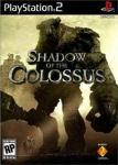 Carátula o portada EEUU del juego Shadow of the Colossus para PlayStation 2
