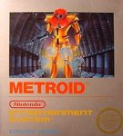 Carátula de Metroid para NES