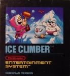 Carátula de Ice Climber para NES