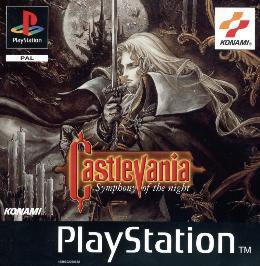 Carátula de Castlevania: Symphony of the Night