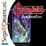 Carátula de Castlevania Resurrection