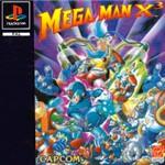 Car�tula de Megaman X3 para PSOne