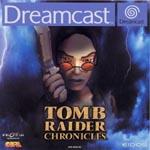 Carátula de Tomb Raider Chronicles para Dreamcast