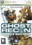 Carátula de Tom Clancy's Ghost Recon Advanced Warfighter para Xbox 360