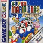 Carátula de Super Mario Bros Deluxe para Game Boy Color