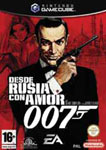 Carátula de James Bond 007: Desde Rusia con Amor para GameCube