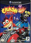 Carátula de Crash Tag Team Racing para GameCube