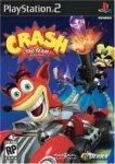 Carátula de Crash Tag Team Racing para PlayStation 2