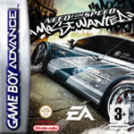Carátula de Need For Speed: Most Wanted para Game Boy Advance
