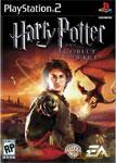 Carátula de Harry Potter y el Cáliz de Fuego para PlayStation 2
