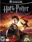 Carátula de Harry Potter y el Cáliz de Fuego para GameCube