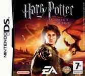 Carátula de Harry Potter y el Cáliz de Fuego para Nintendo DS