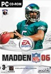 Carátula de Madden NFL 06 para PC