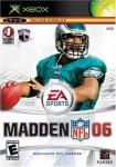 Carátula de Madden NFL 06 para Xbox Classic