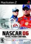 Carátula de NASCAR 06: Total Team Control para PlayStation 2