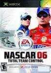Carátula de NASCAR 06: Total Team Control para Xbox Classic