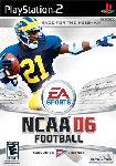 Carátula de NCAA Football 2006 para PlayStation 2