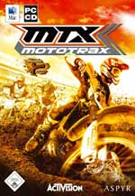 Carátula o portada Europea del juego MTX Mototrax para PC
