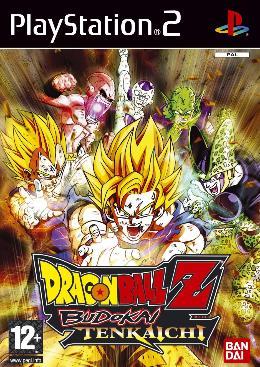 Carátula de Dragon Ball Z: Budokai Tenkaichi