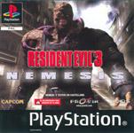 Carátula de Resident Evil 3: Nemesis para PSOne