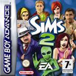 Carátula de Los Sims 2 para Game Boy Advance