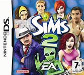 Carátula de Los Sims 2 para Nintendo DS