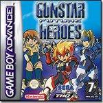 Car�tula de Gunstar Future Heroes