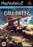 Carátula de Call of Duty 2: The Big Red One para PlayStation 2
