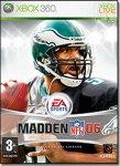 Carátula de Madden NFL 06 para Xbox 360