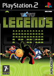 Carátula de Taito Legends para PlayStation 2