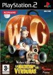 Carátula de Wallace & Gromit: La Maldición de las Verduras
