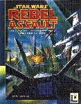 Carátula de Star Wars: Rebel Assault para PC